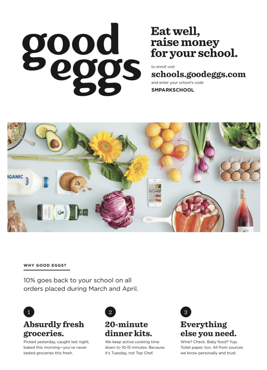 Good Eggs Promo