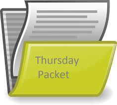 Thursday Packet